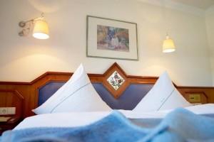 Hotel Rosenalp-Bett