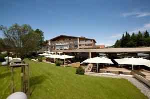 Hotel Rosenalp-außen